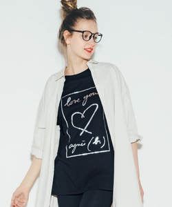 W984 TS メッセージTシャツ