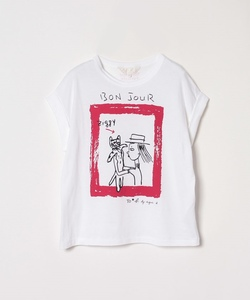 W984 TS アーティストTシャツ