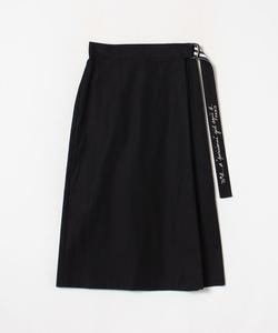 WM58 JUPE ラップスカート
