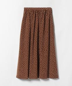 WN63 JUPE ドットスカート