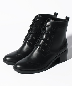 WL36 CHAUSSURES レースアップブーツ