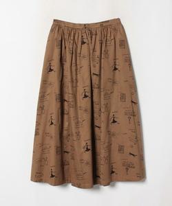 WO03 JUPE アーティスト スカート