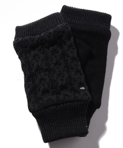WO68 MITTENS ニットミトン手袋