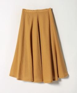 WM27 JUPE ウールフレアスカート