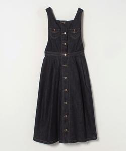 WG51 JUPE デニムジャンパースカート