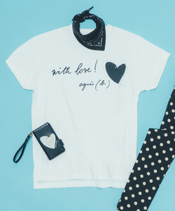 WL84 TS メッセージTシャツ