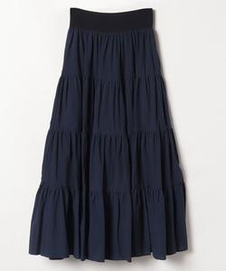 WP24 JUPE ティアードスカート