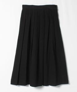 WM27 JUPE ロングプリーツスカート