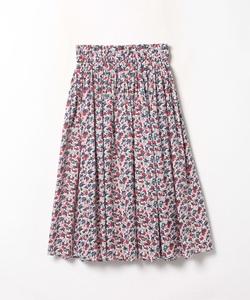 WP83 JUPE フラワープリントスカート