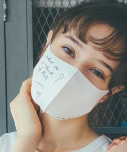 WQ92 MASK メッセージファッションマスク