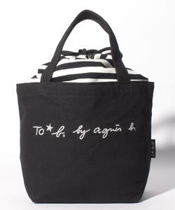 【WEB限定】WI03 SAC ロゴミニトートバッグ