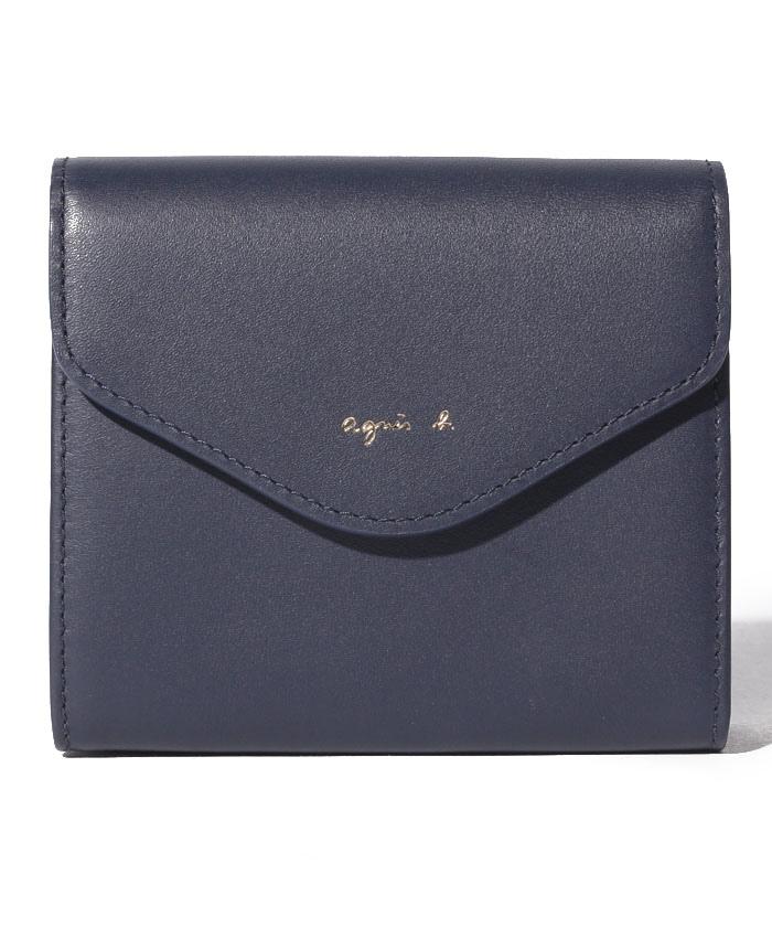 アニエスベーの人気レディース財布ミニウォレット