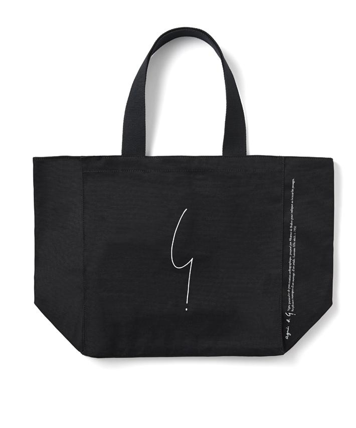【WEB限定】GO03A‐01 ポワンディロニートートバッグ