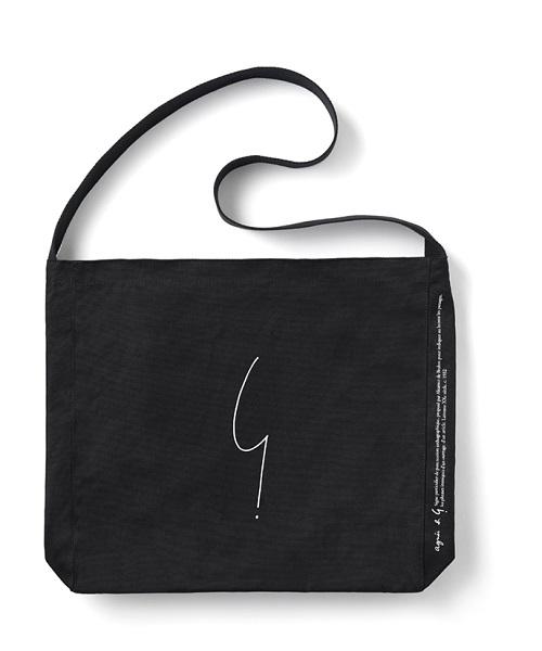 【WEB限定】GO03A‐03 ポワンディロニーショルダーバッグ