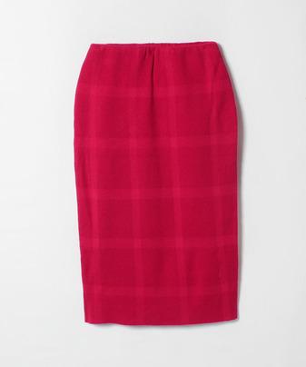 【セットアップ対応商品】ジャガードスカート