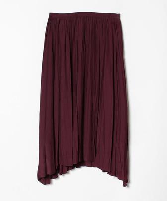 デシンギャザースカート