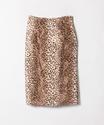 アニマルタイトスカート