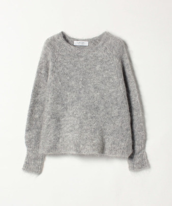 【Loulou Willoughby】ストレッチモヘヤドルマン