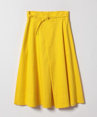 アシメタックカラースカート