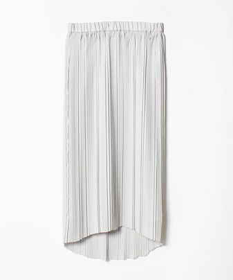 チンツカコウプリーツスカート