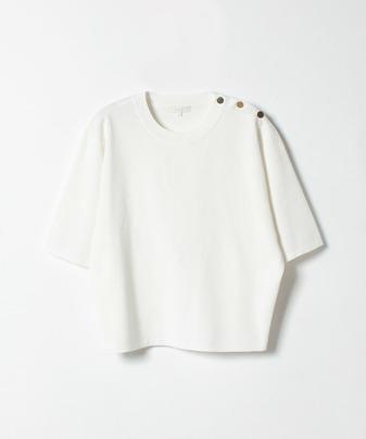 キンボタンTシャツ