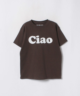 ★CIAOロゴTシャツ
