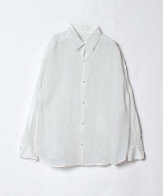 ロイヤルラミー2WAYカシュクールシャツ