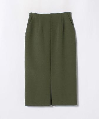 ストレッチハイウエストロングタイトスカート