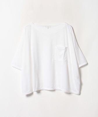 ポケット付きTシャツ