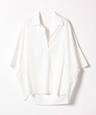 スキッパービッグシャツ