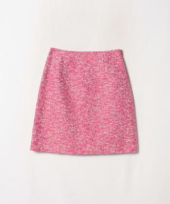 【セットアップ対応商品】スラブジャガードスカート
