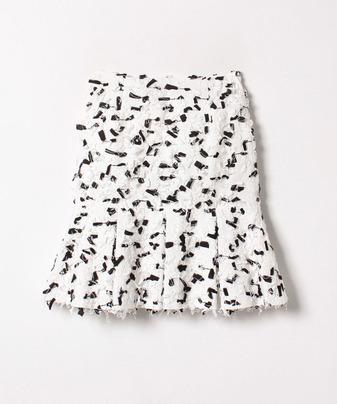 カットドビーサマーツィードスカート