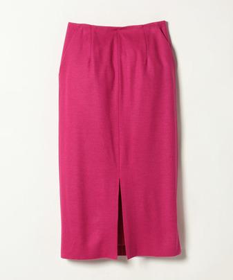 ウールアッシュクテンジクタイトスカート