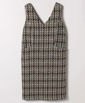 ジオリカリョウVジャンパースカート
