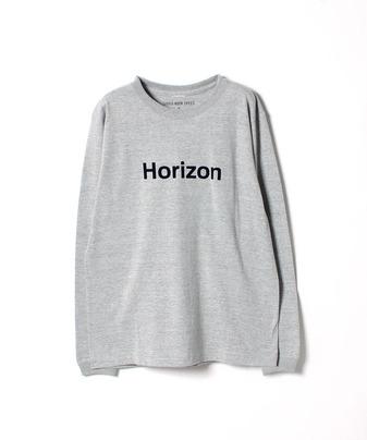 HORIZONロゴTシャツ