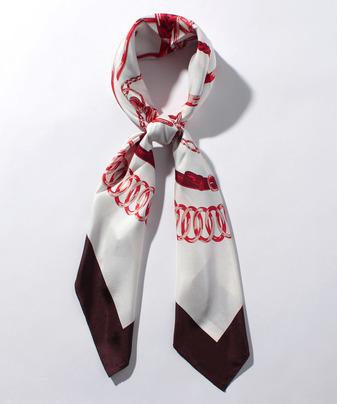 ツートンスカーフ