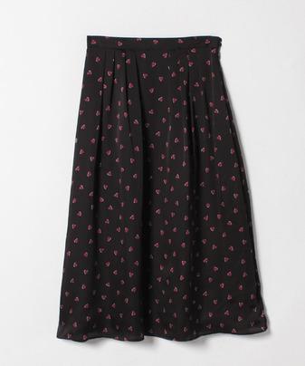 【セットアップ対応商品】【Loulou Willoughby】カンバセーションハートスカート