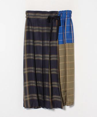 TELA PATCHWORK スカート