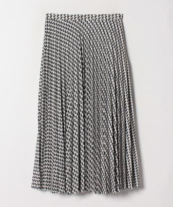 パンタゴンジオメプリントプリーツスカート
