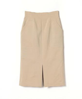 スラブオックスタイトスカート
