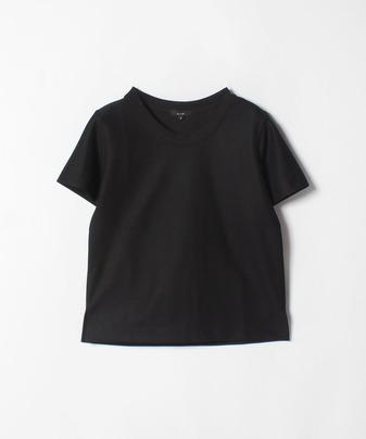 ハイトグレーステンジククルーTシャツ