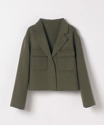 ウールリバーショートジャケット