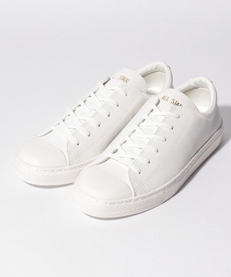 【CONVERSE (コンバース)】 LEATHER OX