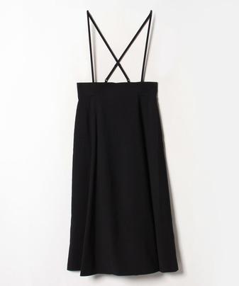 T/Rギャバサロペットスカート