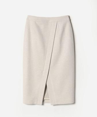 圧縮カルゼラップタイトスカート
