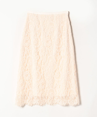 モールレースナロースカート