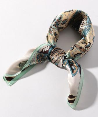 プチシルクスカーフ