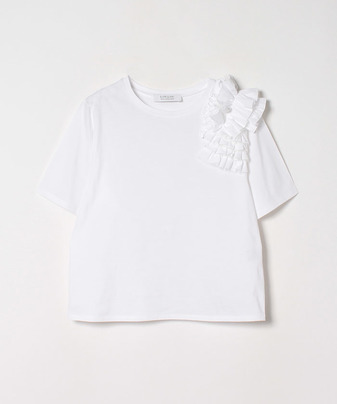 【LOULOU WILLOUGHBY】 クチュールTシャツ