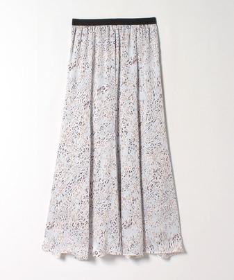 ★【セットアップ対応商品】ペイントアニマルマーメイドスカート