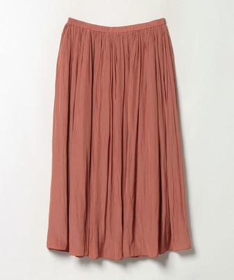 割繊Wゴムギャザースカート
